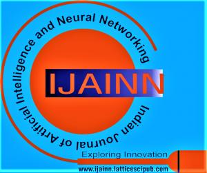 Indian Journal of Artificial Intelligence and Neural Networking (IJAINN)